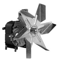 Soufflante d'air chaud / à rotor / mono-étagée