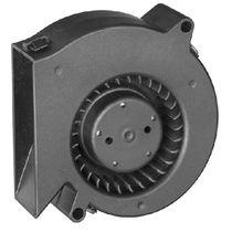 Ventilateur pour l'électronique / centrifuge / d'évacuation / à aubes droites inclinées vers l'avant