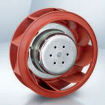 Ventilateur centrifuge / d'évacuation / compact / DC