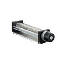 Ventilateur tangentiel / DC / en aluminium / industriel