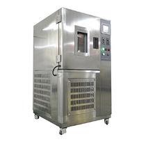 Chambre d'essai de résistance à l'ozone / de vieillissement / en inox / automatique