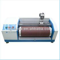 Machine de test d'abrasion et d'usure / pour ceinture de sécurité / pour automobile