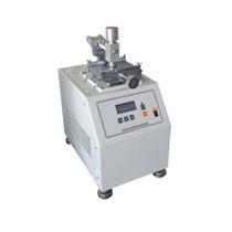 Machine d'essai de frottement / pour textiles