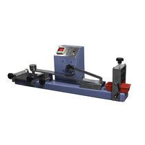 Machine d'essai de frottement / pour le caoutchouc / semi-automatique