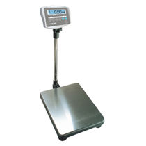 Balances compteuse / avec afficheurs à LED / plateaux en acier inoxydable / avec batteries