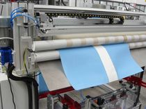 Machine de découpe pour tissus / à couteau / CNC / automatique