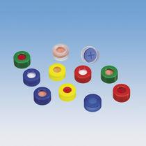 Capuchon conique / en silicone / pour flacon en verre