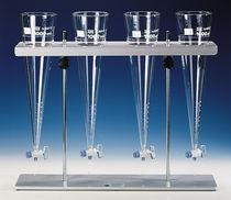 Ratelier de stockage de tubes à essai