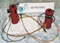Faisceau de fibres optiques