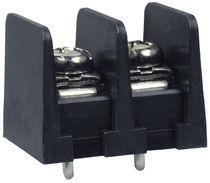 Bloc de jonction à connexion à vis / pour circuit imprimé