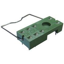 Support de relais pour circuit imprimé