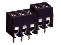 Bloc de jonction à clip / pour jeu de barres / avec fusible et borne de connexion électrique