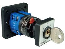 Interrupteur à cames / multipolaire / à clé / électromécanique