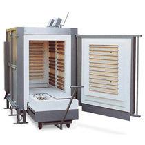 Four à sole mobile / de chauffage / électrique / avec circulation d'air