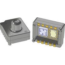 Capteur de pression relative / à membrane / analogique / sur mesure