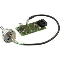 Analyseur d'oxygène / de gaz / à intégrer / sur circuit imprimé