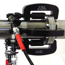 Système de bridage hydraulique / pour tube