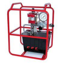 Groupe hydraulique à moteur pneumatique / pour application mobile / pour chantier de construction / pour clé dynamométrique