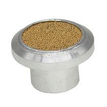 Silencieux d'échappement / pour air comprimé / pour installations de traitement d'air / pour filtre