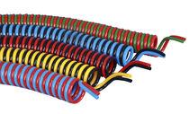 Tuyaux flexibles pour air comprimé / en polyuréthane / enroulés