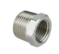 Réduction mâle-femelle hydraulique / pour tuyaux / de réduction / filetée