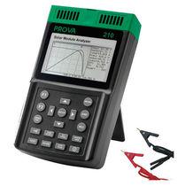 Analyseur de réseau électrique DC / de puissance / de tension / portable
