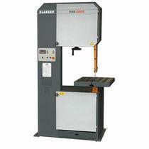 Scie à ruban / pour aluminium / verticale / hydraulique