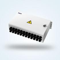 Boîte de dérivation en saillie / IP65 / avec presse-étoupe / photovoltaïque