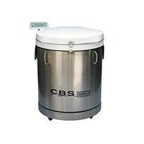 Congélateur de laboratoire / à l'azote liquide / cryogénique / de stockage