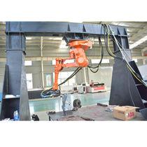 Machine de découpe d'acier inoxydable / laser 3D / de tôle / CNC