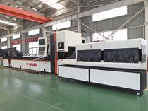 Machine de découpe de tubes / d'acier / d'acier inoxydable / pour l'aluminium