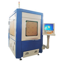Machine de découpe de métal / laser à fibre / de feuilles / pour la bijouterie