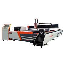 Machine de découpe d'acier / d'acier inoxydable / pour l'aluminium / de cuivre