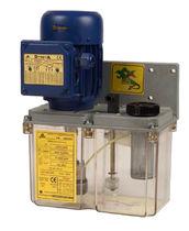 Pompe à graisse / électrique / à engrenage / compacte