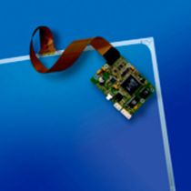 Dalle tactile capacitive