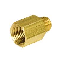 Adaptateur hydraulique / de tuyau / fileté / en laiton
