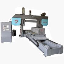 Machine à scier à ruban / pour graphite / de haute précision / à grande vitesse