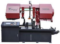 Machine à scier à ruban / pour métaux / pour tube / pour tôle