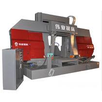 Machine à scier à ruban / pour métaux / pour matériaux non-ferreux / de précision