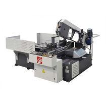 Scie à ruban / pour acier / CE / avec alimentation automatique