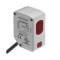 Capteur de distance laser par triangulation / haute précision / compact / à sortie analogique