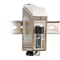 Modem point à point / pour fibre optique / RS232 / industriel