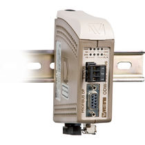Modem multipoint / pour fibre optique / RS232 / industriel