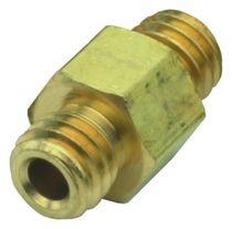 Adaptateur hydraulique / mâle-cannelé