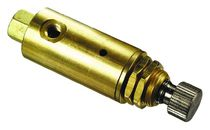 Régulateur de pression pour air / mono-étagé / à ressort / compact