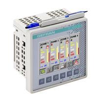 Terminal HMI à écran tactile / encastrable / 320 x 240 / VIA