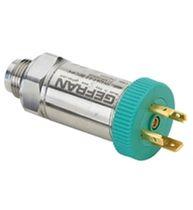Transmetteur de pression relative / à membrane / par jauge de contrainte / à sortie numérique