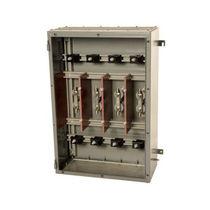 Coffret électrique mural / en métal / pour distribution électrique
