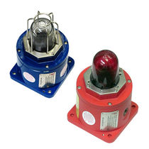 Feu à éclat / à LED / 12 Vcc / 48 Vcc