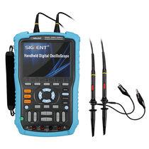 Oscilloscope numérique / portable / portatif / 2 voies